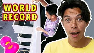 WORLD RECORD LONGEST YO-YO