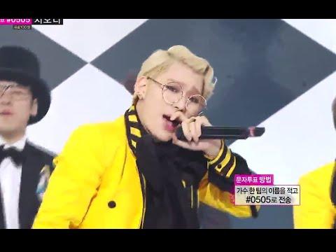 [HOT] Block B - Jackpot 블락비 - 잭팟, Show Music core 20140719