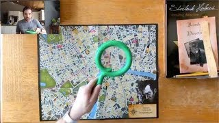 Sherlock Holmes Consulting Detective - How to Play & Review