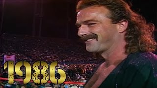 Top 50 WWE Superstars - 1986 Power Rankings