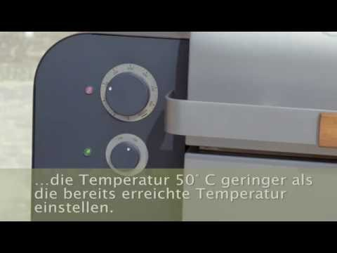 Grillson Pelletgrill: Recovery  Anleitung