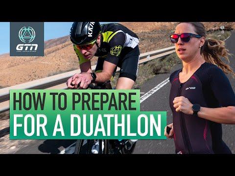 Duathlon Training & Preparation | How To Plan Your First Duathlon