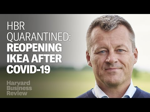 How Does a Global Brand Like IKEA Reopen After Covid-19?