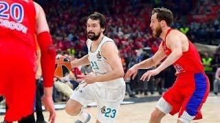 PARTIDO COMPLETO en español | Real Madrid vs CSKA Moscú | Final Four Euroliga 2018