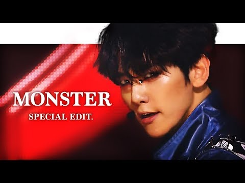 [LIVE] EXO 엑소 'Monster' TV Performance Stage Mix Special Edit.