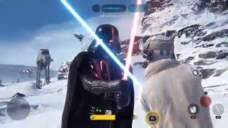 Star Wars Battlefront Lightsaber Duel Episode 4