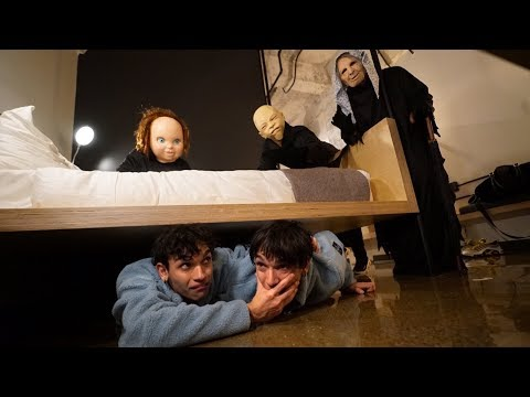 The scariest night of our life..