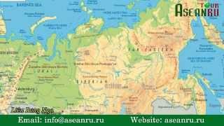 Tập 1 Giới thiệu về đất nước Liên Bang Nga.