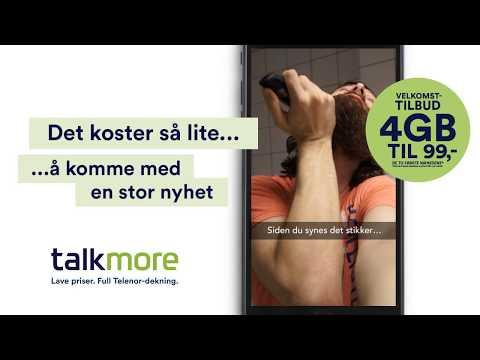 Talkmore   Skjegg