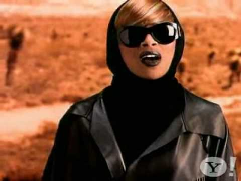 Mary J. Blige - Not Gon Cry - Music Video