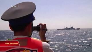 Việt Nam lên tiếng về vụ đối đầu ở bãi Tư Chính (VOA)