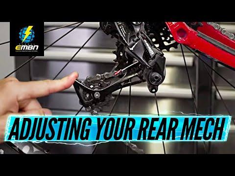 How To Adjust A Rear Derailleur | E-MTB Maintenance Skills