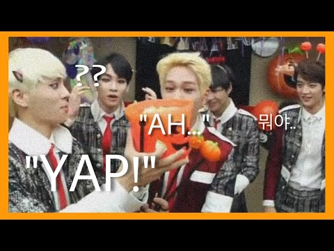 SHINee Funny Moments (Part 1)