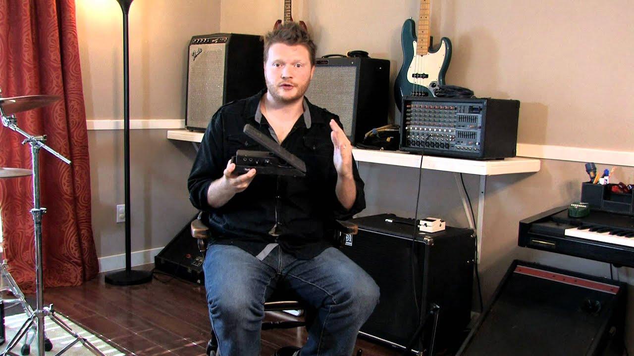 behringer fcv100 volume expression pedal review youtube. Black Bedroom Furniture Sets. Home Design Ideas