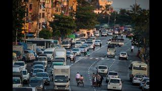 زلزال بقوة 6 درجات يضرب ميانمار     -
