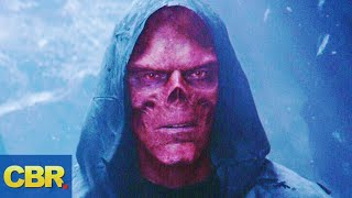 What Nobody Realized About Red Skull's Appearance In Marvel's Avengers Infinity War
