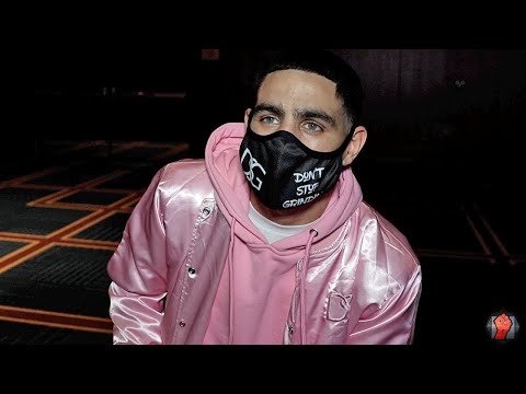 """DANNY GARCIA WARNS ERROL SPENCE JR """"YOU MIGHT GET THE WORSE BEATING OF YOUR LIFE!"""""""