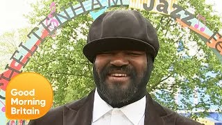 Gregory Porter Sings for Susanna | Good Morning Britain