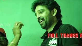 UGRAM Movie Promotional Song- JD Chakravarthy..
