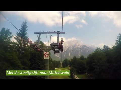 #Duitslandactief - Te voet genieten in de bergen van de Alpenwelt Karwendel