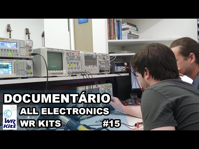 TESTES COM ANALISADOR DE ESPECTRO (p1) | Doc AllWR #15