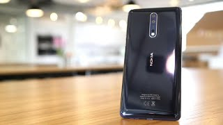 Video Nokia 8 XyLoLgUOFpI