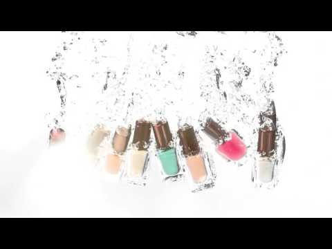 New Barry M Coconut Infusion Nail Paint (Ad 2016)