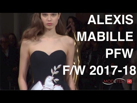 ALEXIS MABILLE | FALL WINTER 2017 - 2018 | FULL FASHION SHOW