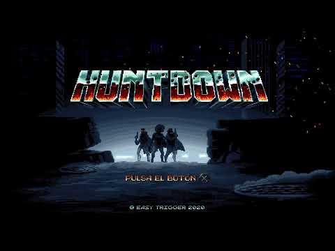 Huntdown  (zona 2) Ps4