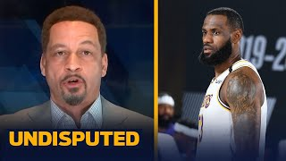 LeBron & AD didn't take care of business in GM 3 loss to Nuggets — Broussard | NBA | UNDISPUTED