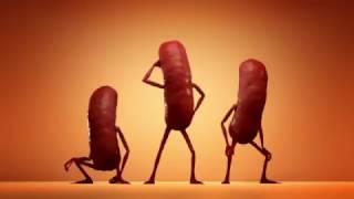 El baile de las salchichas - Dancing sausages