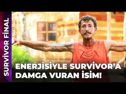 BERKAN'IN SURVİVOR SERÜVENİ | Survivor 2020