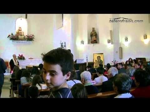 visita di S. E. Mons. Ciro Miniero
