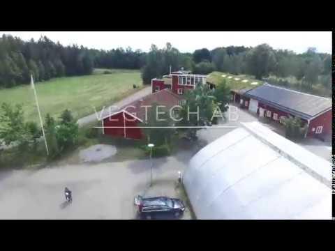 Veg Techs odling av vatten- och markprodukter
