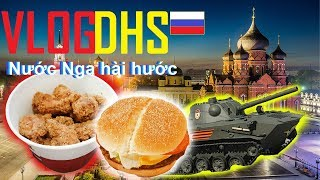 Vlog du học sinh Nga - TULA Thành phố anh hùng
