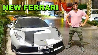 MY NEW FERRARI DESIGN ?!?