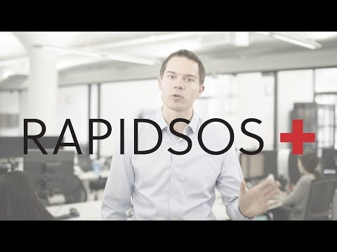 RapidSOS Closes $14M Series A Funding Round to Transform Safety & Security