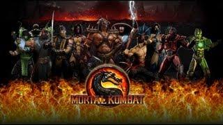 Mortal Kombat 9 - Story Mode on Expert (Full) By Vman