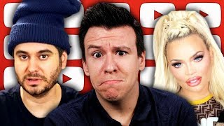 H3H3 VS Trisha Paytas & Faux Perfection, Breaking Up Facebook, Denver Decriminalizes