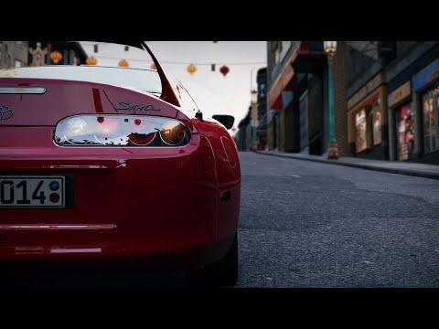 World of Speed - Toyota Supra Mk4