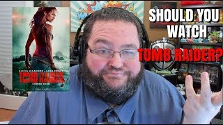 QUICK TOMB RAIDER MOVIE REVIEW! FIRST PART SPOILER FREE!