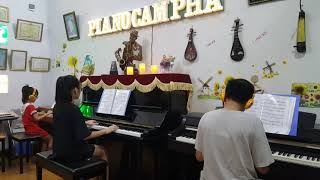 Chopin - Spring Waltz ( Mariage d'Amour ) Pianist: Ngọc Linh