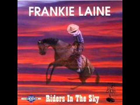 Riders In The Sky - Frankie Laine