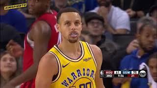 Houston Rockets vs Golden State Warriors - Full Game Highlights