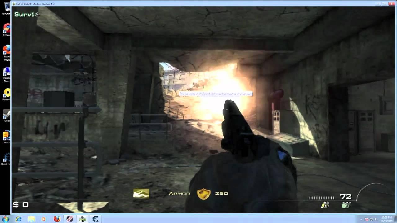 🔥 Call of Duty:Modern Warfare 3 Survival Mode hacks
