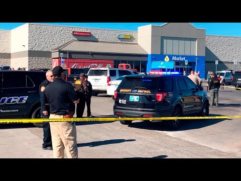At least three dead after Oklahoma Walmart shooting