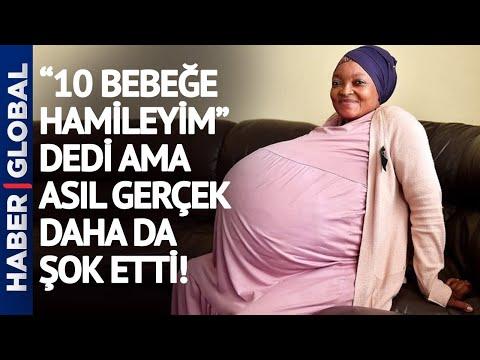 """""""10 Bebeğe Hamileyim"""" Dedi, İtirafı Hayret Ettirdi!"""