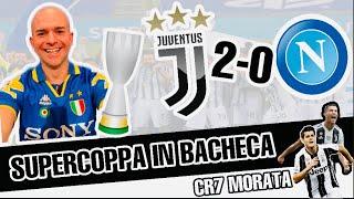 Juventus-Napoli 2-0 con Valerio Pavesi che IMPAZZISCE IN STUDIO !