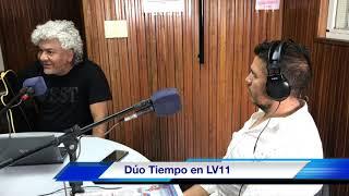 El Dúo Tiempo promocionó su nuevo disco en Santiago del Estero