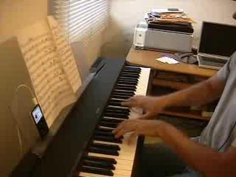 Cheo Feliciano - Anacaona - Piano - AleMarquis